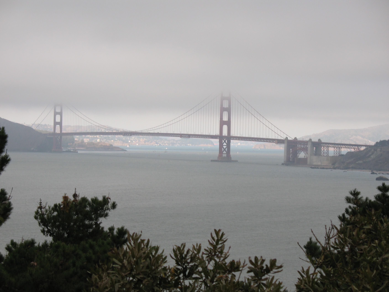 The Many Faces of the Golden Gate Bridge – Rachel's Musings